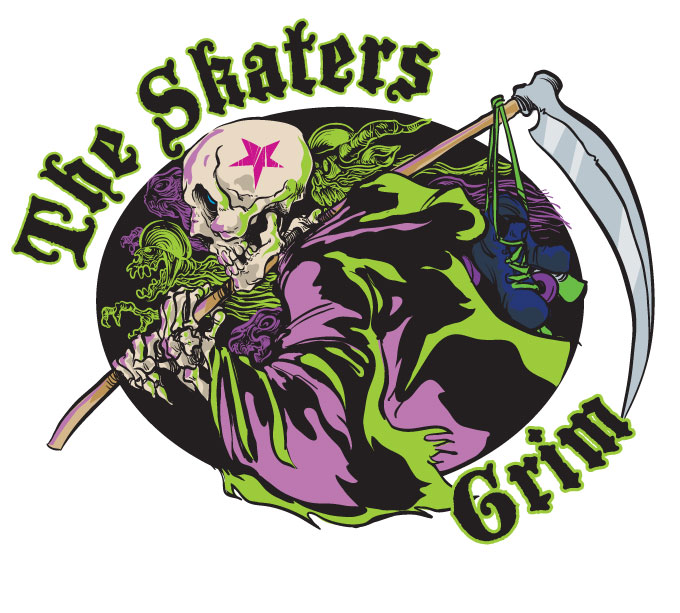 The Skaters Grim