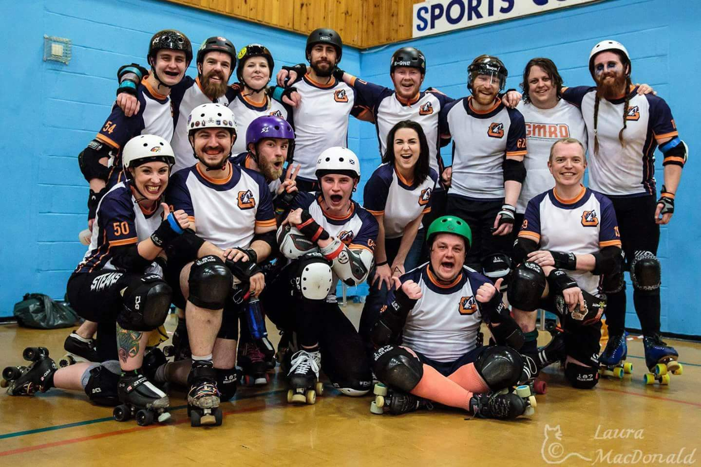 Glasgow Men's Roller Derby